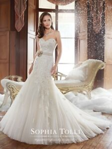 Ready To Wear - New Sophia Tolli Wedding Dress