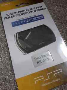 PSP GO Screen Protector