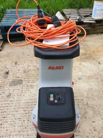 AL-KO 2800 heavy duty garden shredder
