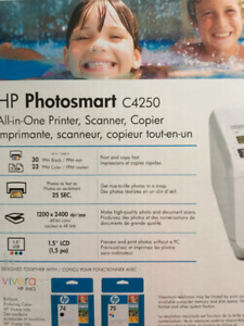 For Sale HP Photosmart all in one printer