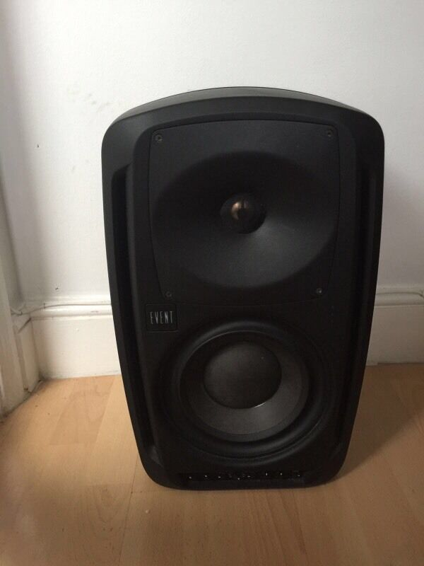 event opal studio monitors pair 1750 in brighton east sussex gumtree. Black Bedroom Furniture Sets. Home Design Ideas