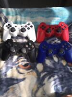 Ps3 new controllers / manettes ps3 neuves