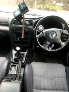 2001 Subaru legacy blitzen edition PARTS CAR