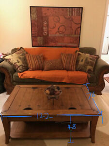 sofa coffee table living room set