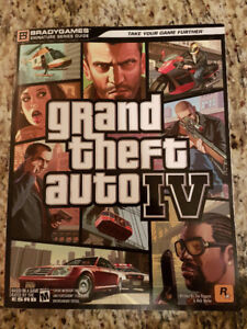 Grand Theft Auto IV Official Strategy Guide (PS3/XBOX 360)
