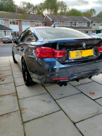 BMW 4 SERIES 420i GRAN COUPE 2017 M SPORT