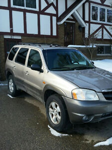 2001 Mazda Tribute Other