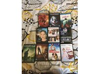 Several DVD's £5