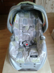 Coquille + base Graco classic connect