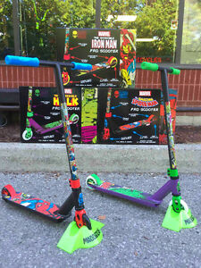NEW Madd Gear & Havoc Pro Stunt Scooters @ Crop Circle Scooters