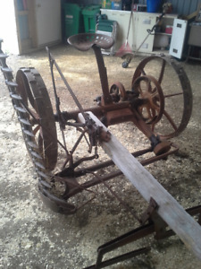 Horse Drawn Hay Mower