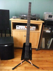 ELECTRIC HEADLESS BASS -  Spirit XT2 by Steinburger