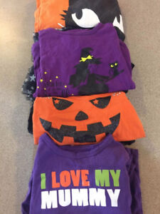 halloween carters/gymboree size 4 outfits
