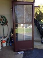 "Screen Door - 34"" x 80"""