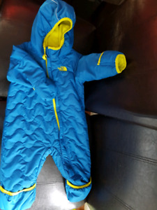 Northface suit