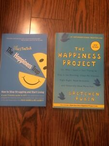 Books about happiness and psychology