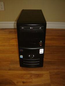 ordinateur Pentium 4,carte d046gz1s cpu 2x 1,80GHZ 32bits3gig ra