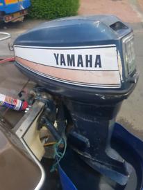 Yamaha 55 outboard