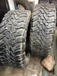 2Toyo Open Country 37x13.50R22