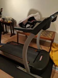 Treadmill and Mat - Folding ProForm Pro Form 770 EKG