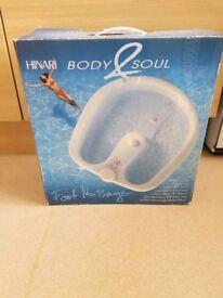 Hinari Body and Soul Foot Massager