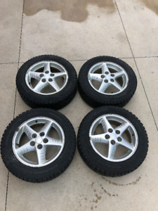 Hankook i*Pike Winter Tires - Pontiac Grand Am