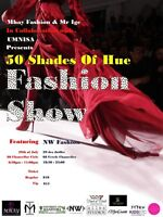 ``50 SHADES OF HUE`` the fashion show of the season