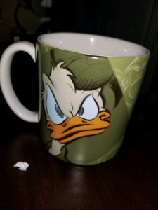 Donald Duck Disney Store Mug