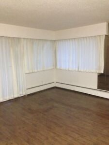 Renovated 1 bdrm with balcony close to Douglas College and Skytr