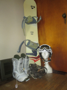 Snow Boarding Package...Ready for the slopes, *Size-12*