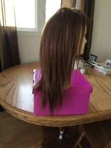 Brand New Lace Front Human Hair Wig $220.00 Strathcona County Edmonton Area image 4