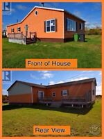 Quaint PEI Cottage, 3 Lots to Boat/Beach Access, Priced To Sell