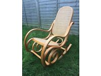 Wooden rocking chair - possible upcycling project
