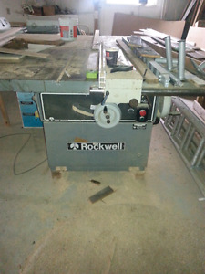 Rockwell RT 40  Tablesaw