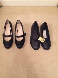 Heavenly soles ladies shoes x2 pairs