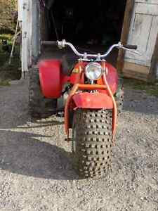 1980 Honda ATC110 good shape everything works,, Trades? Offers?