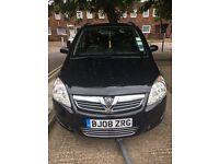 Vauxhall Zafira 1.6i Exclusiv