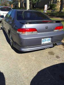 1999 Honda Coupe (2 door)- Certified & E-tested
