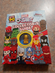 Ooshies Collectors Guide with rare Ooshie Southport Gold Coast City Preview
