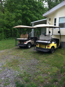Golf Carts to rent