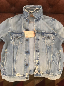 Denim & Supply Ralph Lauren Denim Jacket (BRAND NEW WITH TAGS)