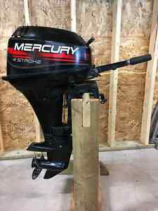 Mercury 9.9 hp 4-stroke
