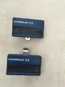 Chamberlain Garage door remote