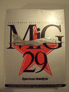 MiG-29 Spectrum HoloByte PC