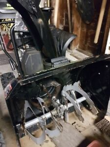 "Snowblower 6HP -24"" Poulan"