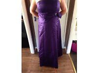 Bridesmaids dress size 16/18