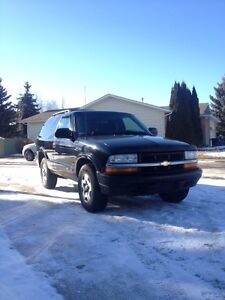 *REDUCED* 2005 Chevy Blazer 4wd MUST GO!!!