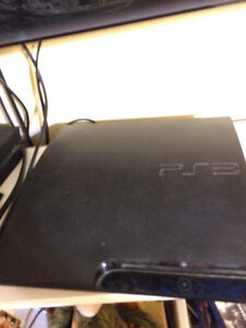 PS3/controller/6 video games