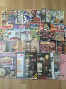 *** Tole Painting Books and Magazines***