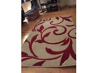 Belgravia floor rug - 2 months old